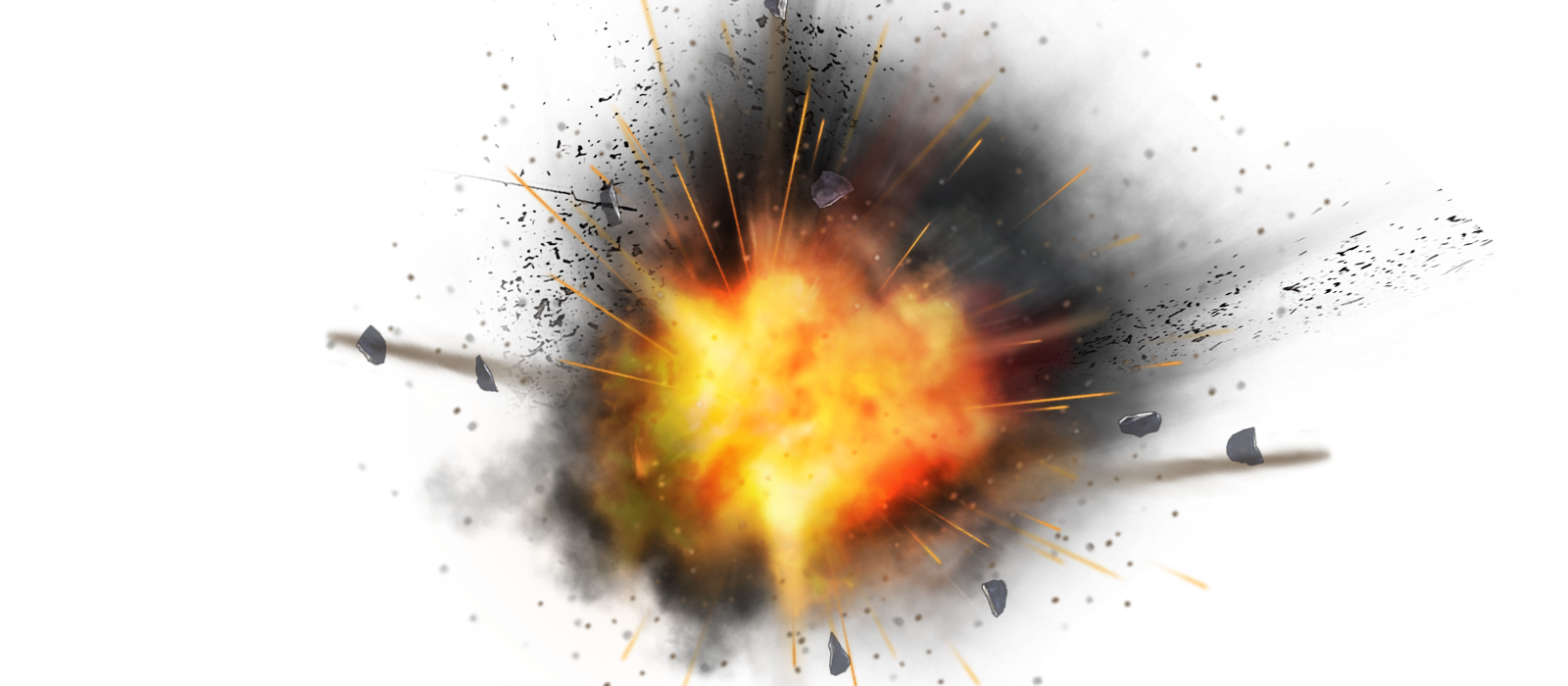 Transparent explosions car. Explosion png pictures free