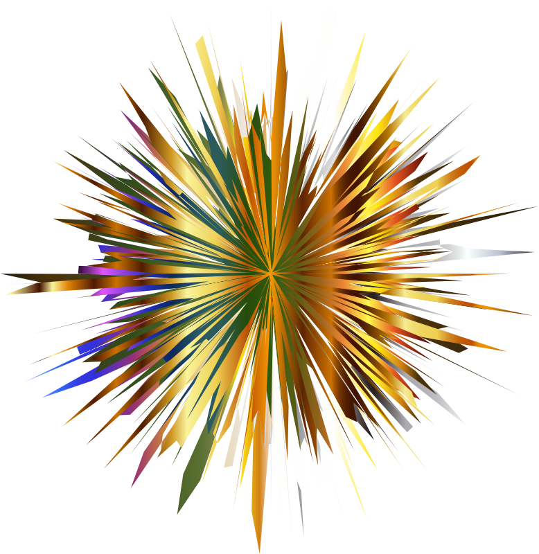 Explosion clip art at. Transparent explosions pdf image freeuse stock
