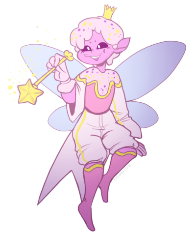Transparent fairy tumblr. Donut ball