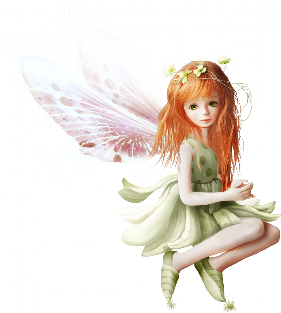 Transparent fairy woodland. Tale clipart free on