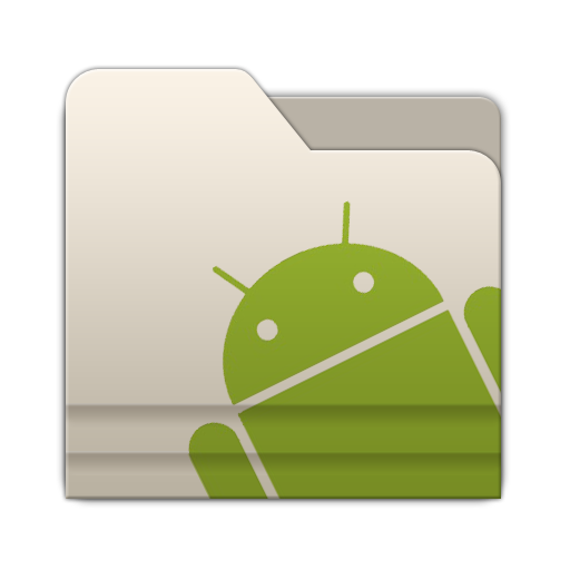 Transparent files apk. Free android file icon
