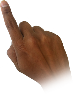 Transparent finger hand. Png pictures free icons
