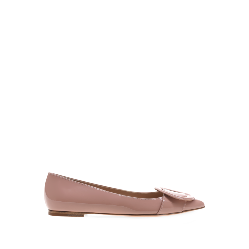 Transparent flats cheap. Luxury women s and