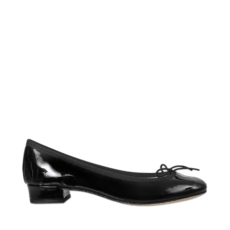 Transparent flats cheap. Repetto shoes ballerinas leather