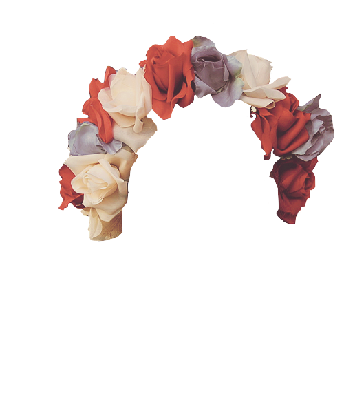 Transparent flower crown png. Image about in by