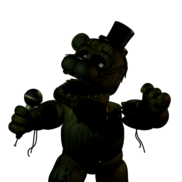 five nights at freddy's 3 png
