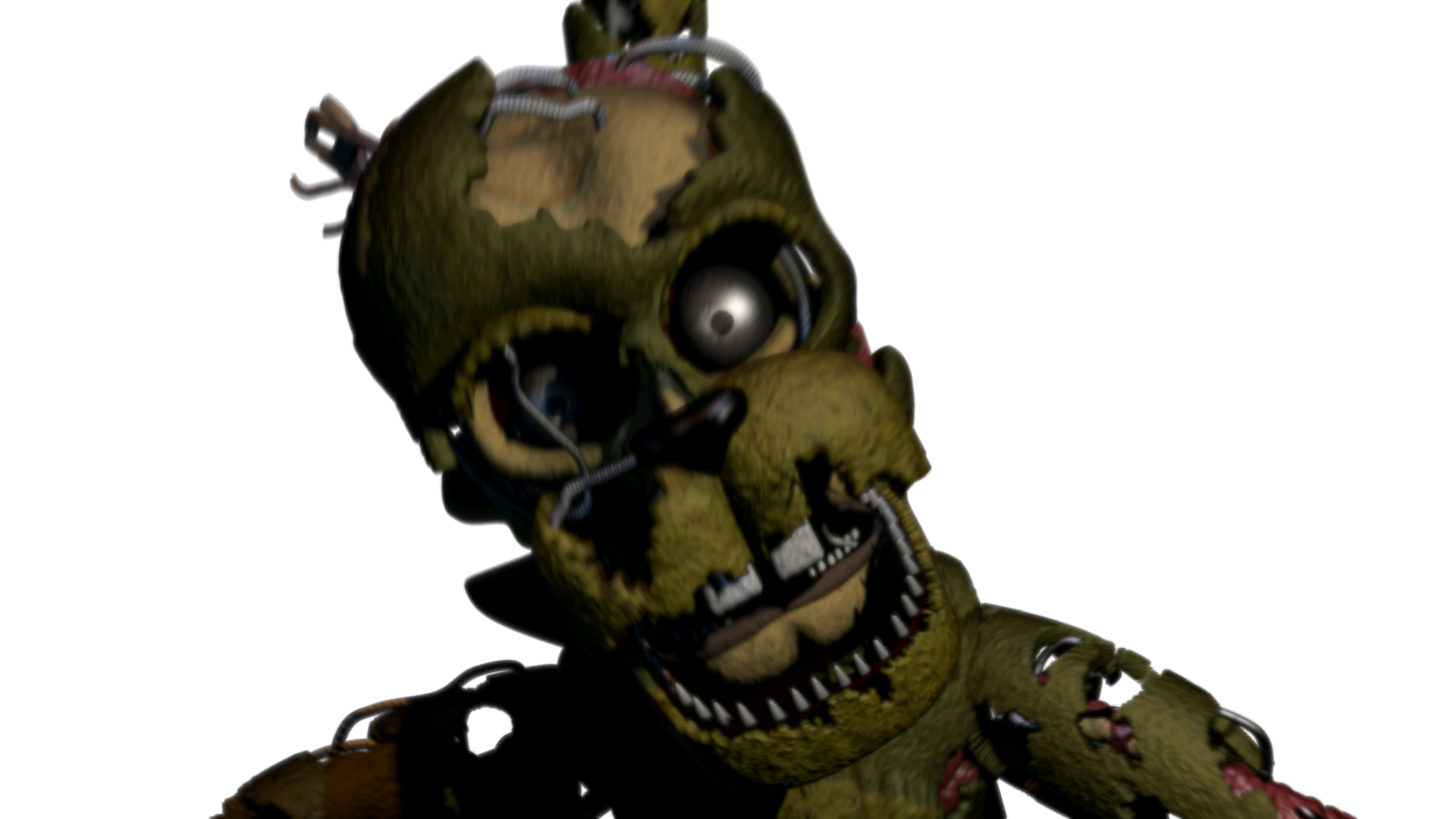 Transparent fnaf 6 springtrap. What happened to the