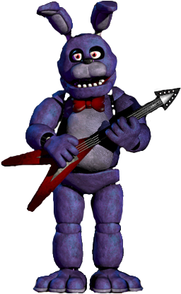 Transparent fnaf bonnie. Download hd png image