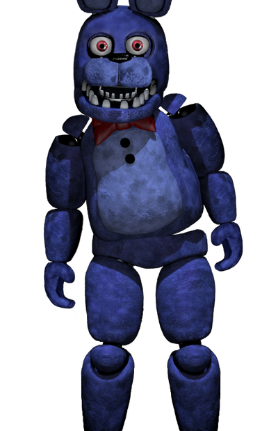 Transparent fnaf bonnie. Repaired updated by shaddow