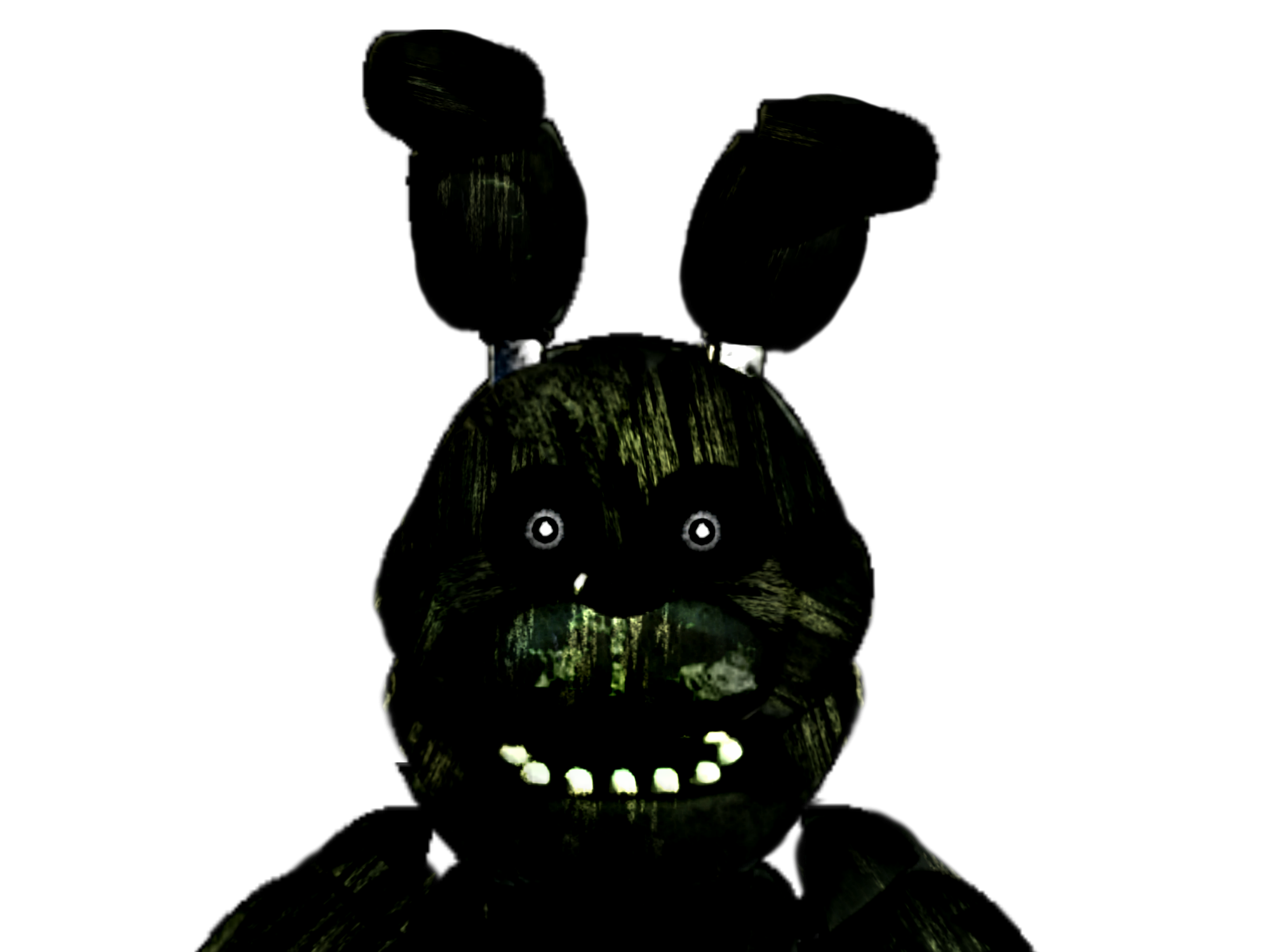 Transparent fnaf bonnie. Phantom edit fivenightsatfreddys