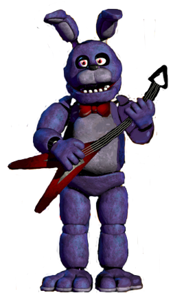 Transparent fnaf bonnie. Five nights at freddy