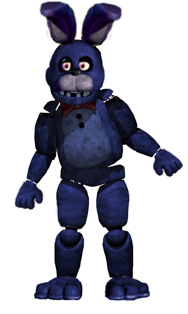 Transparent fnaf bonnie. How does my fixed