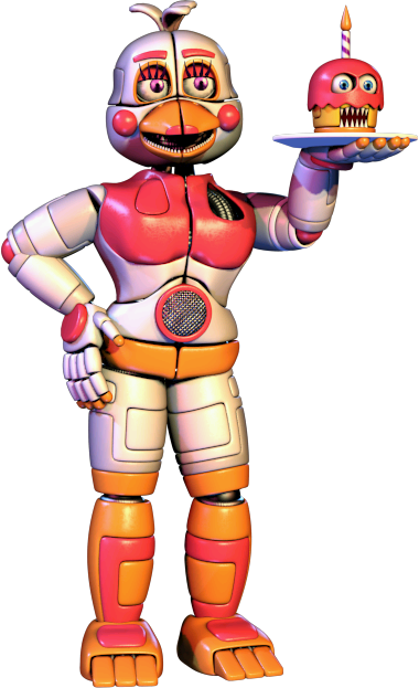 Transparent fnaf diner baby. Spoilers what we know
