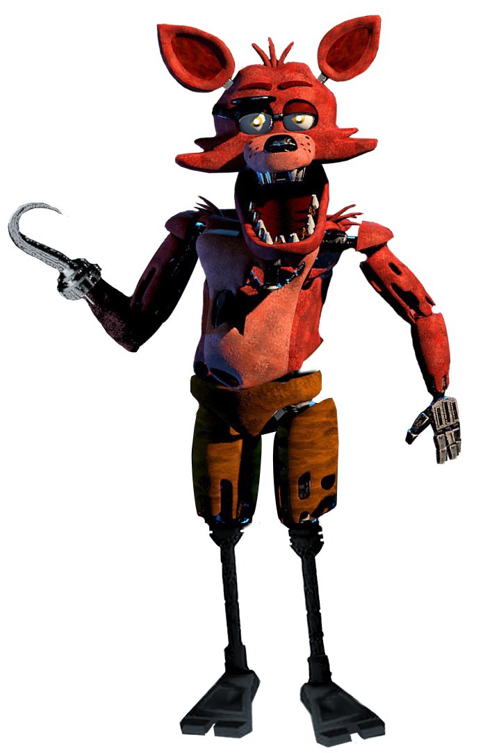 foxy transparent normal