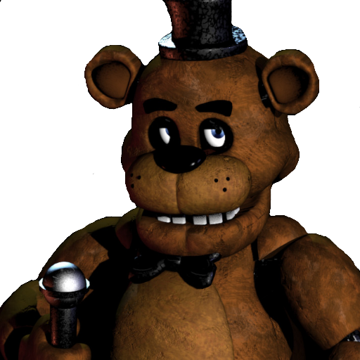 Transparent fnaf freddy fazbear