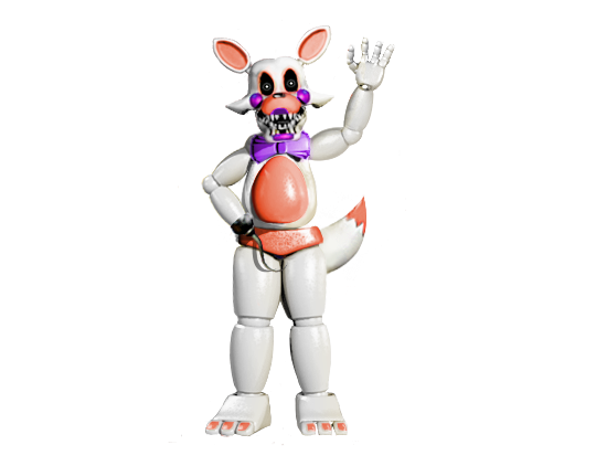 Transparent fnaf lolbit. By therealpazzy on deviantart