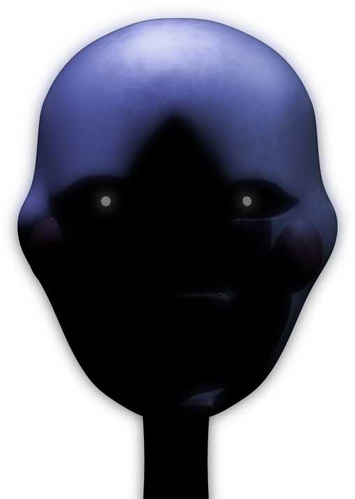 Transparent fnaf scary. Five nights at freddy
