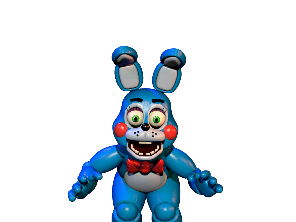 Transparent fnaf scary. Toy bonnie jumpscare by