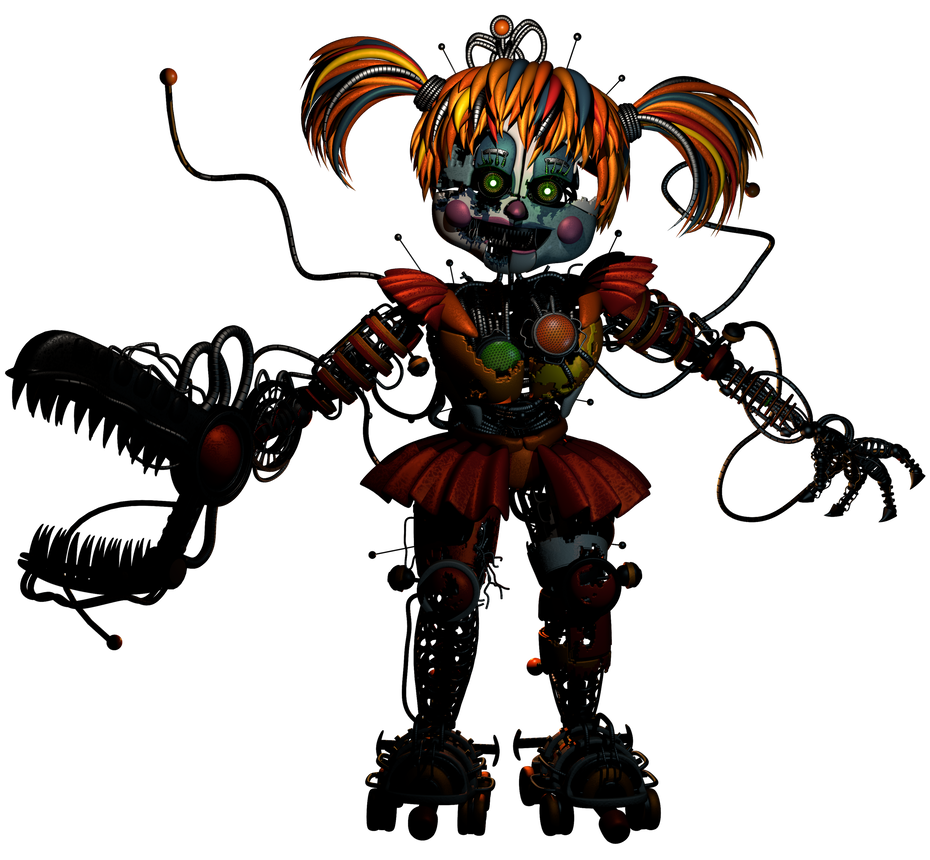 Transparent fnaf sfm scrap baby. V showcase ffps blender