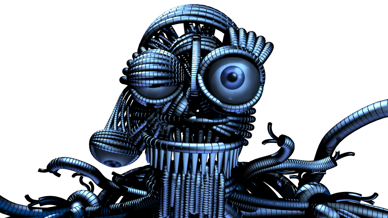 transparent fnaf ennard