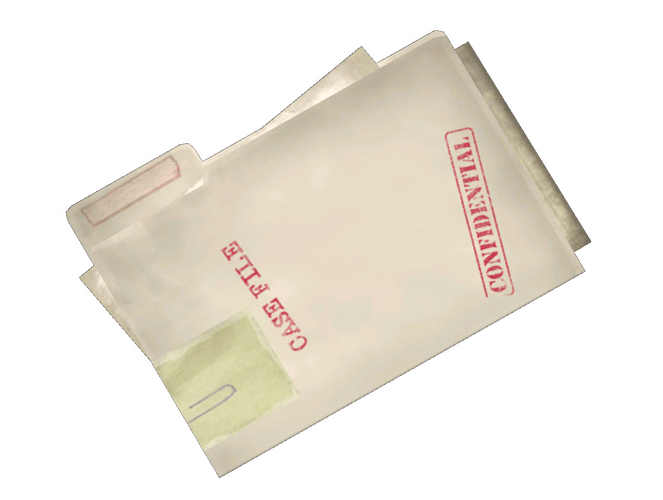 Transparent folders confidential. Papers overlays bckgrounds episode