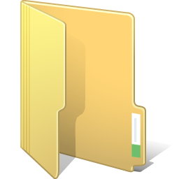Transparent folders display. Solved windows doesn t