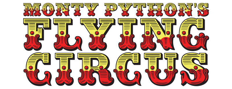 Transparent foot monty python. S flying circus tv