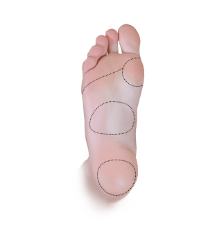 Transparent foot painful. Ankle pain treatment greater