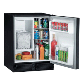 Fridge transparent mini. Vivco ice machines u