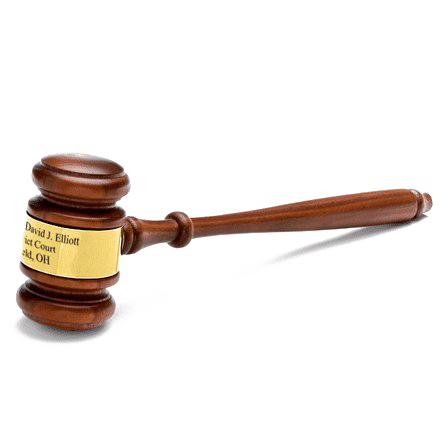 Png image arts. Transparent gavel vector transparent