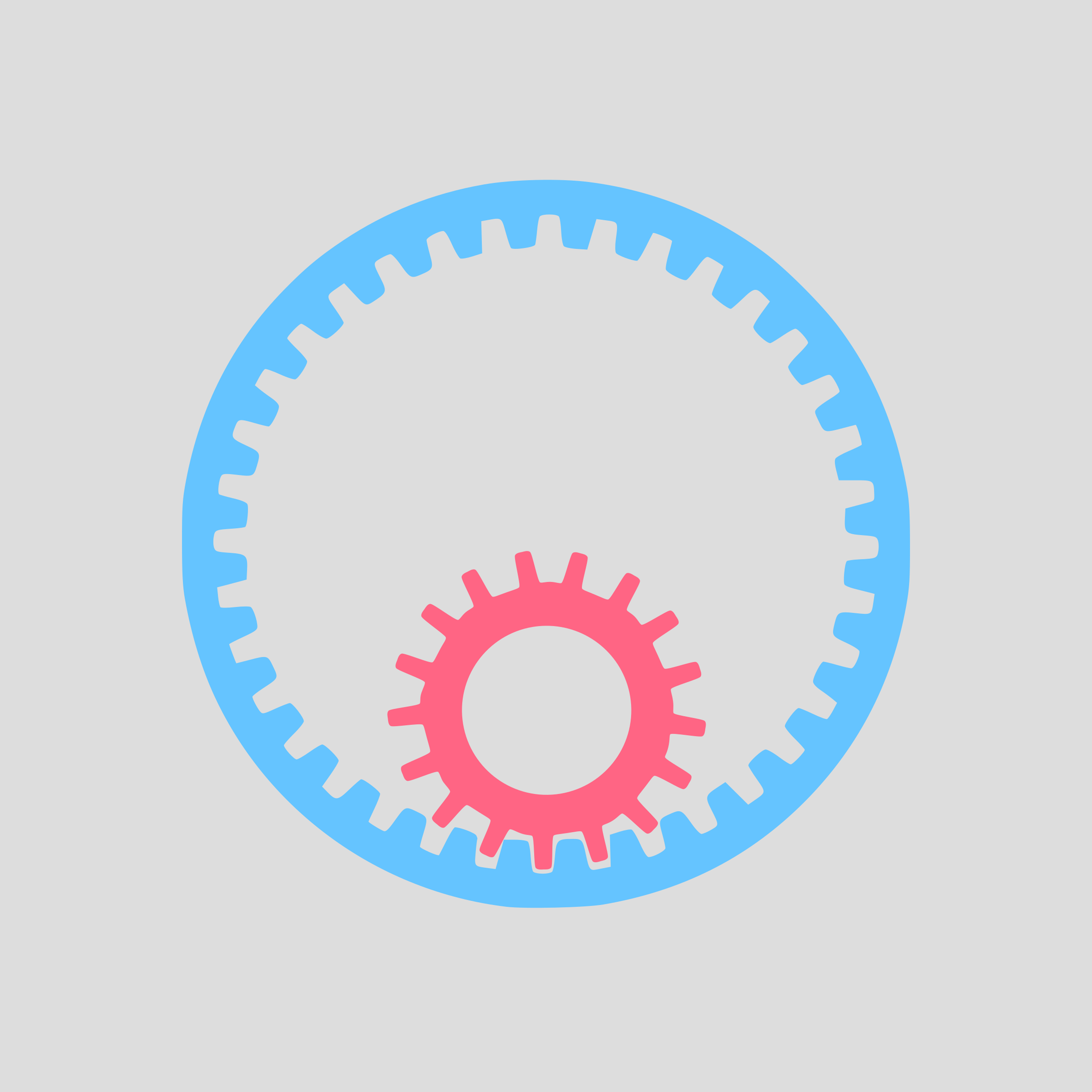 Transparent gear animated. Clipart animation big image