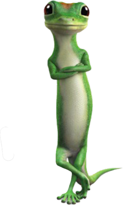 Transparent gecko gordon. The fictional characters wiki