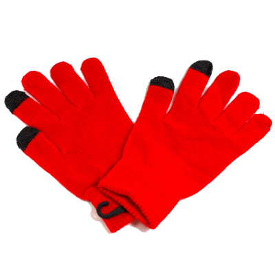 Glove vector rubber
