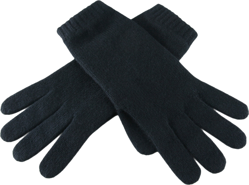 Transparent gloves background. Black png image purepng