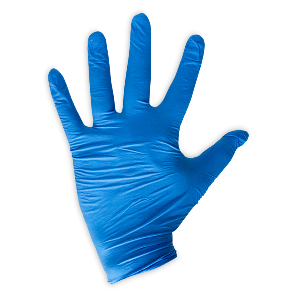 transparent gloves food grade