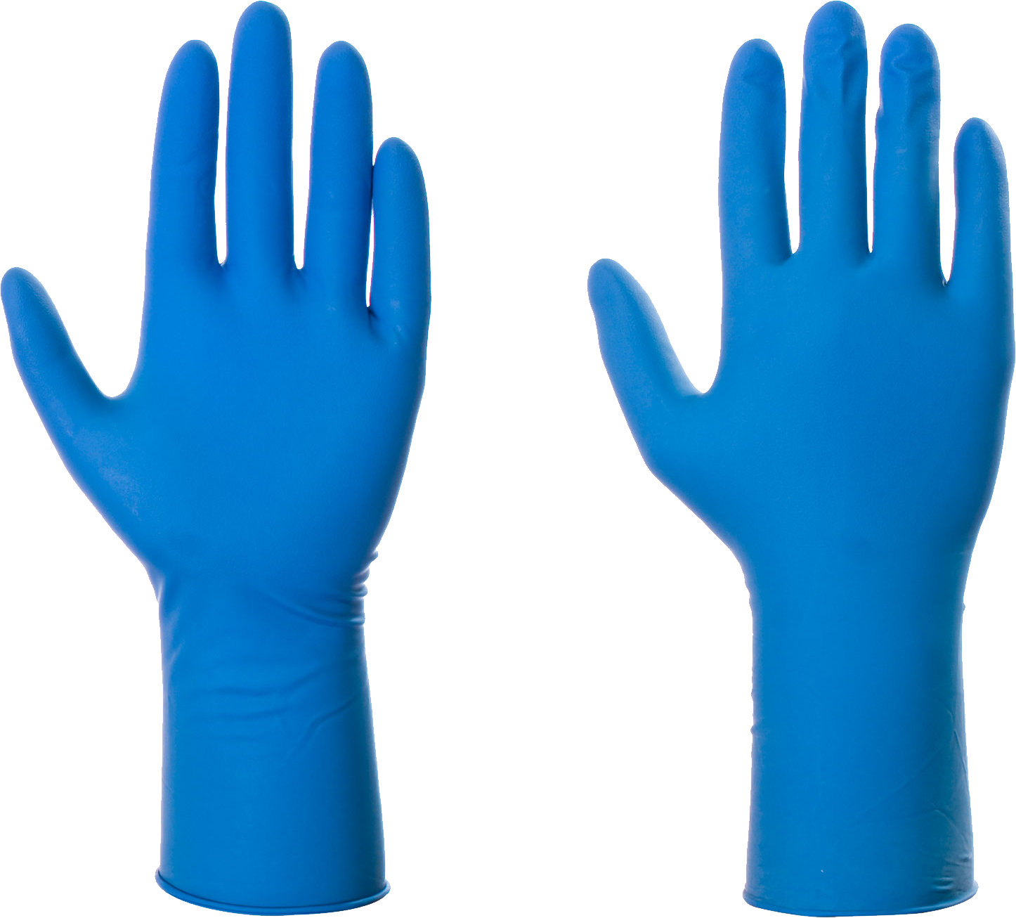 Transparent gloves blue. Png image purepng free