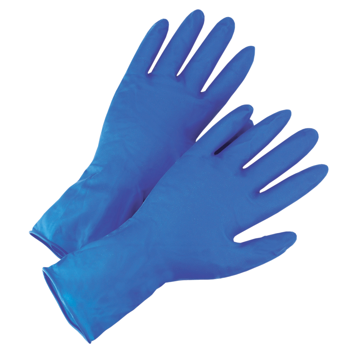 transparent gloves lab