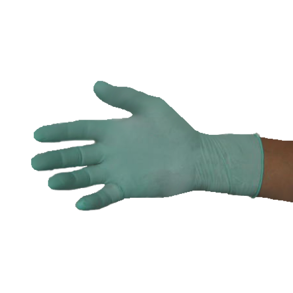 transparent gloves clear plastic