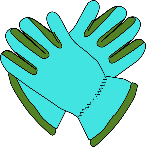 Transparent gloves clip art. Collection of clipart