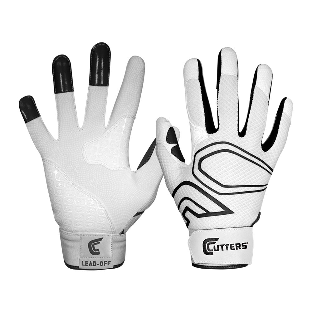Transparent gloves protective. Lead off batting cutters