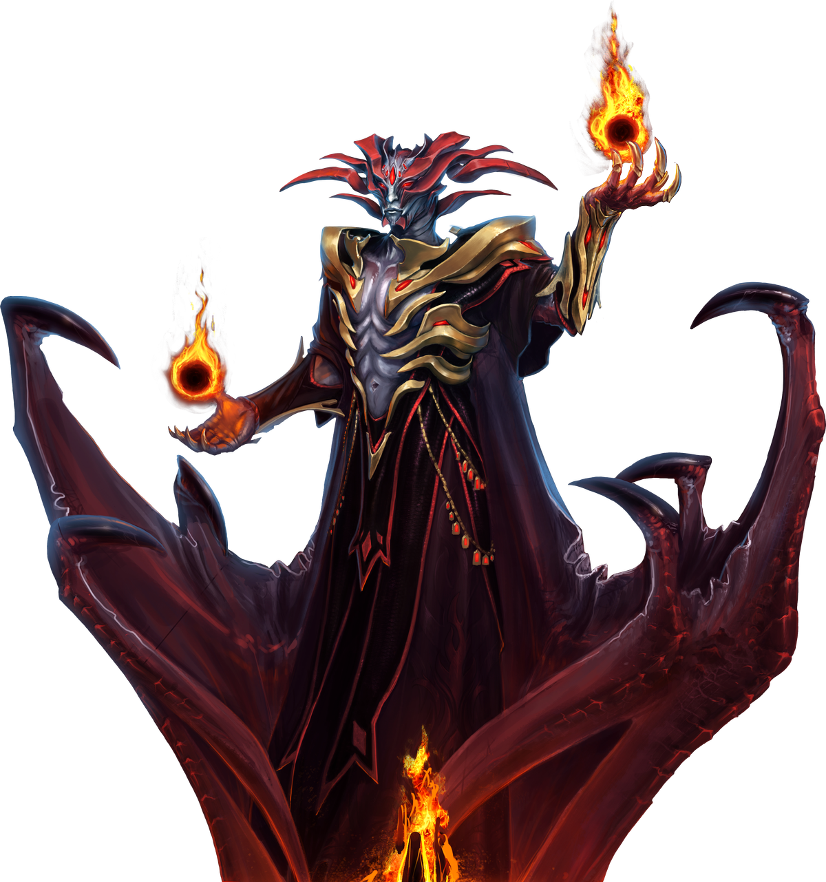 Transparent god runescape. Image zamorak artwork png