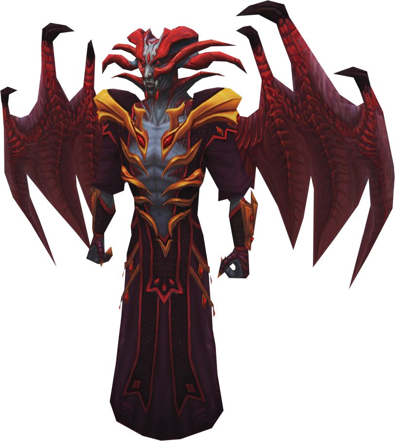 transparent god runescape