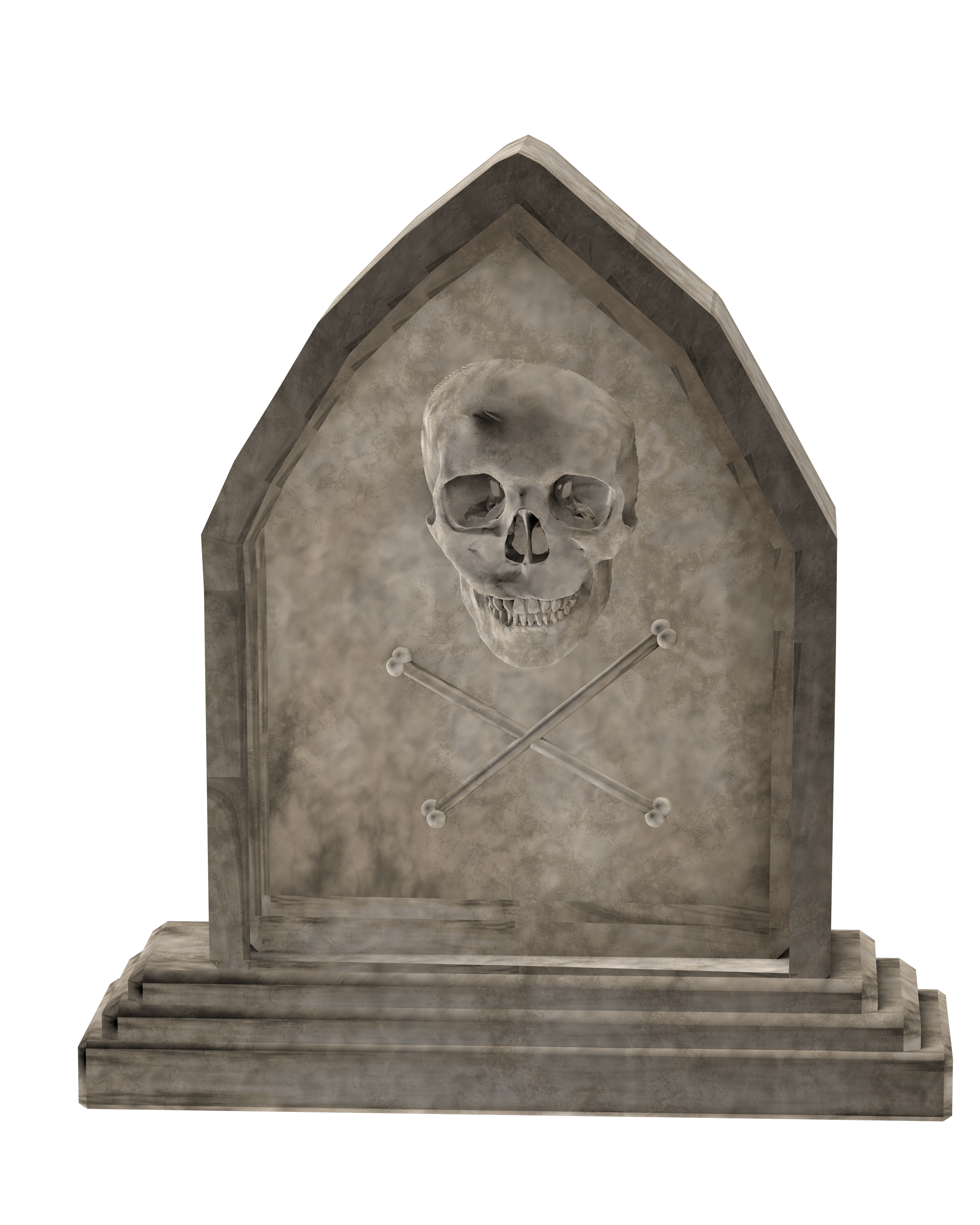 Transparent grave tombstone. Free picture art religion