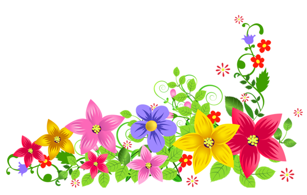 Transparent grave flower clipart. With flowers png