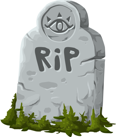 Transparent grave rip. Download free png tombstone