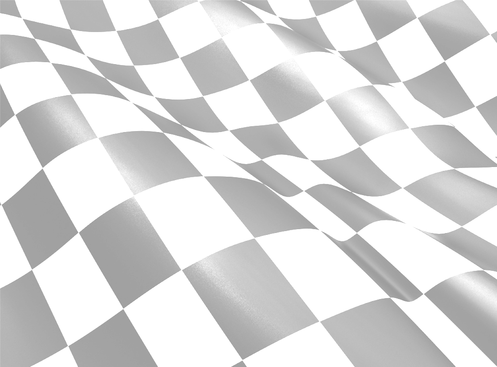 Transparent gray checkered. Flag background i dragway