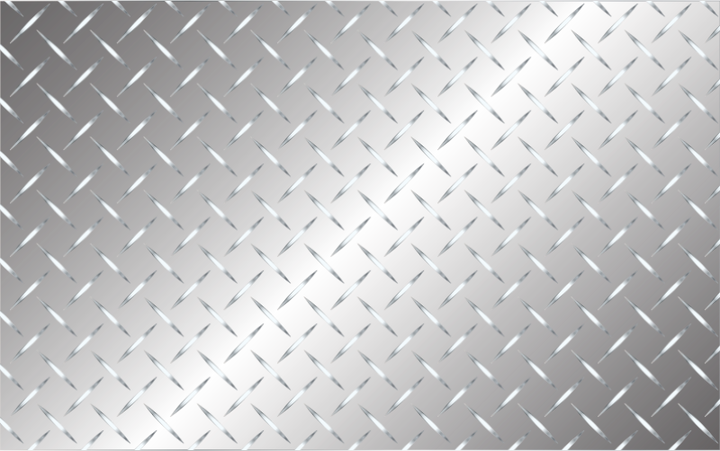 Transparent grill diamond. Clipart seamless pattern floor
