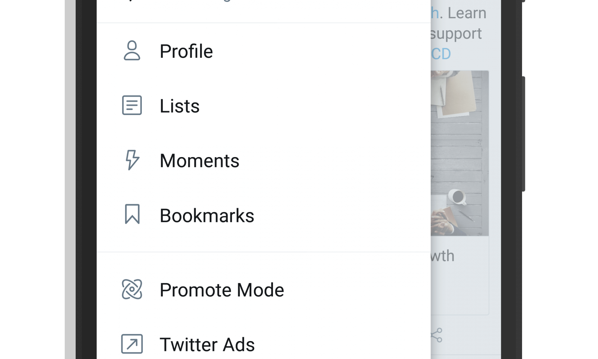 Transparent h later. Twitter adds bookmark feature