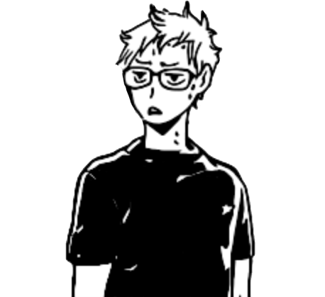 Transparent haikyuu. Transparents tumblr