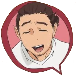 Transparent haikyuu bubbles. Welcome to the space